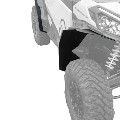 MudBusters 2019-21 Can-Am Maverick Sport Mudlite Fender Flares Front Only MB-CAM-FO