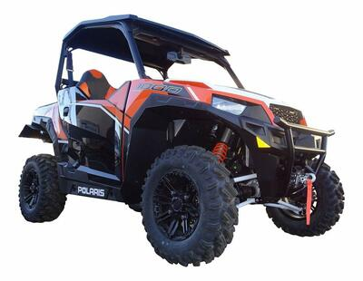 MudBusters 2016-20 Polaris General 1000 Fender Flares Front Only MB-GL-FO