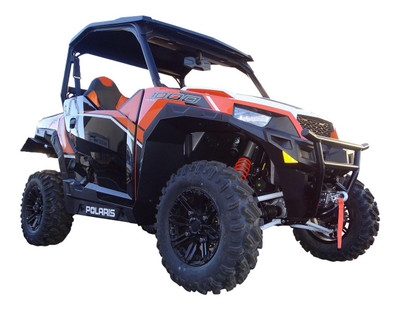 MudBusters 2016-20 Polaris General 1000 Fender Flares Rear Only MB-GL-RO