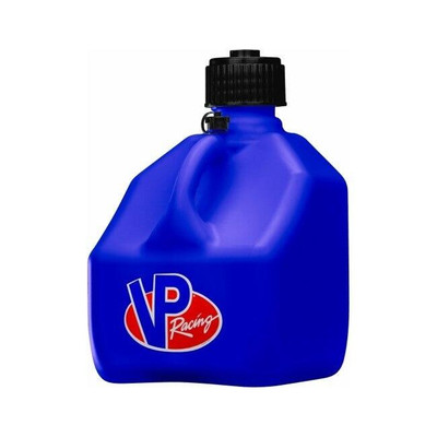 VP Racing 3 Gallon Motorsports Container Blue 4182
