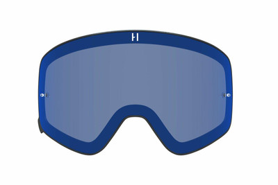 Havoc Racing Co Infinity Goggle Dual-Pane Magnetic Winter Lens Blue DP-BLU01