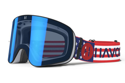 Havoc Racing Co Infinity Goggle Patriot IG-PAT01