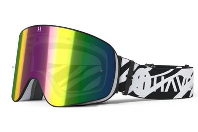 Havoc Racing Co Infinity Goggle Zebra IG-ZEB01