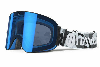 Havoc Racing Co Infinity Goggle Arctic Camo IG-ARC01