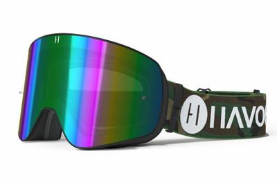 Havoc Racing Co Infinity Goggle Camo IG-CAM01