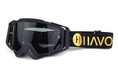 Havoc Racing Co Elite Goggle Regal - Gold Edition EG-RGL01