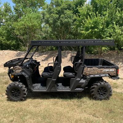 Texas Outdoors Can-Am Defender Max Ultra Extended UTV Top CR2U1
