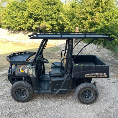 Texas Outdoors Polaris Ranger Single Cab Mid-Size Ultra Extended Roof PR9U1