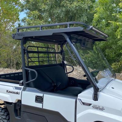 Texas Outdoors Kawasaki Mule Pro MX Metal Top KR8