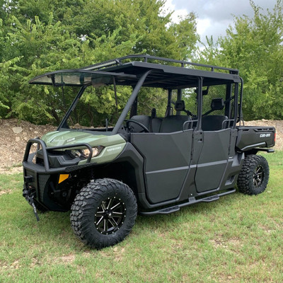 Texas Outdoors Can-Am Defender Max Metal Doors CM-CRW