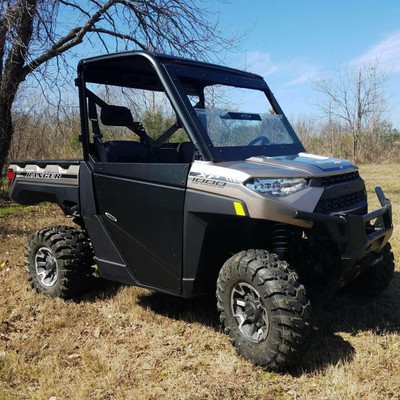 Texas Outdoors Polaris Ranger Single Cab 1000 Metal Doors FT-1000-SC