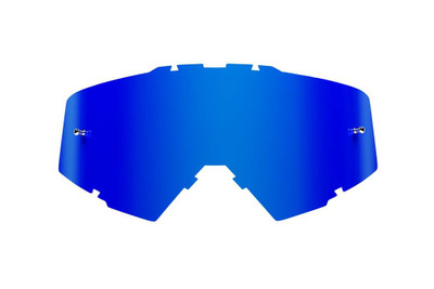 Havoc Racing Co Elite Goggle Pre-Curved Lens Blue LN-BLU01