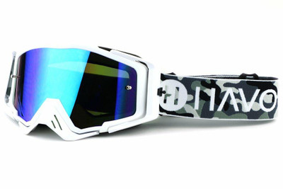 Havoc Racing Co Elite Goggle Arctic EG-ACM01