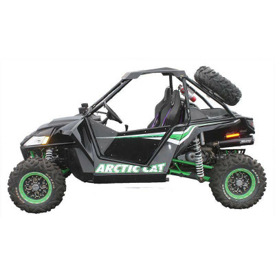 Factory UTV 2011-19 Arctic Cat Wildcat Bolt-On Full Door Package WCDOORS