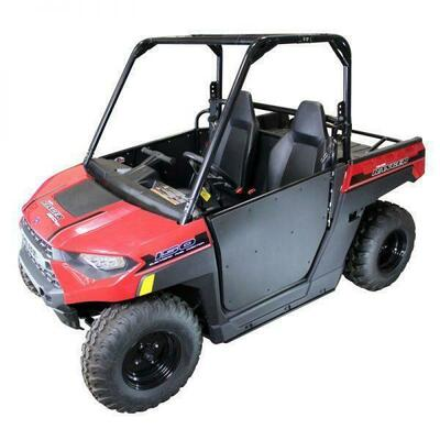 Factory UTV 2018-21 Polaris Ranger 150 Complete Door Kit RAN150DOORS