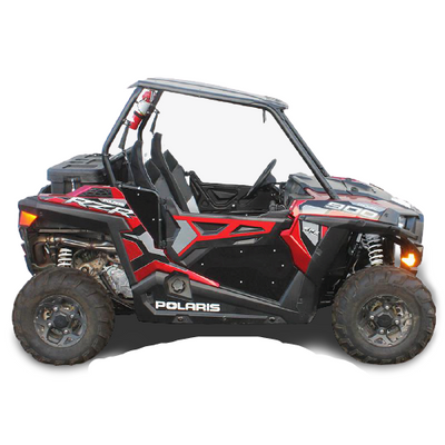 Factory UTV Polaris RZR 900 Series Door Insert Kits 900TRAIL-INSERTS