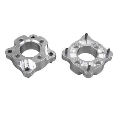 Factory UTV Can-Am Commander Two Inch Machined Billet Aluminum Wheel Spacers (COMMXSPACER2)