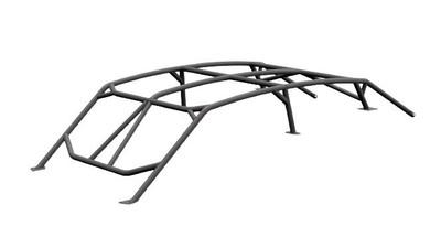 LSK Suspension Can-Am Maverick X3 UTV Cage Kit Radius4 Seat LSK1205R