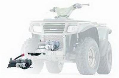 WARN Industries Polaris RZR 900 Winch Mount WR87987