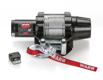 WARN Industries VRX Synthetic UTV Winch 35 208209