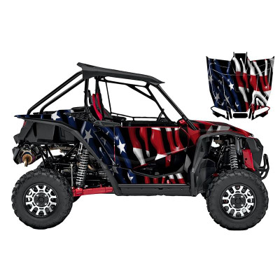 UTV Source Honda Talon Wrap Kit or Drip TALON1000K2D-2