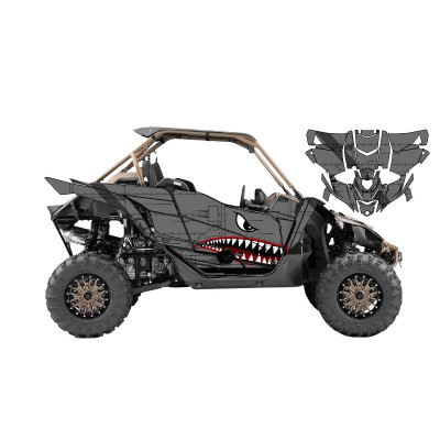 UTV Source Yamaha YXZ 1000 Wrap Kit or Bomber YXZ1000K2D-4