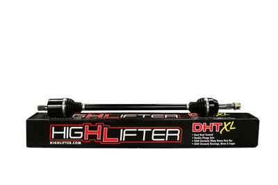 High Lifter Outlaw DHT XL 2016-21 Can-Am Defender HLE Axle Front Right DHT-XL-C1D-FR
