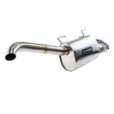 RJWC Polaris Ranger 1000 XP Utility Edition Exhaust 1105014