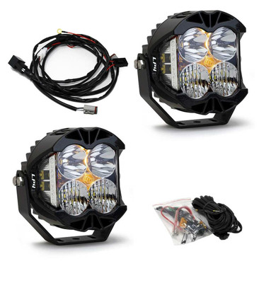 Baja Designs LP4 Pro LED Driving/Combo Pair Clear 297803