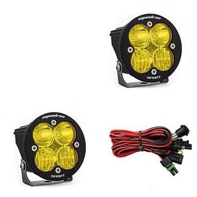Baja Designs Squadron R Sport LED Light Pods Driving/Combo Amber 587813