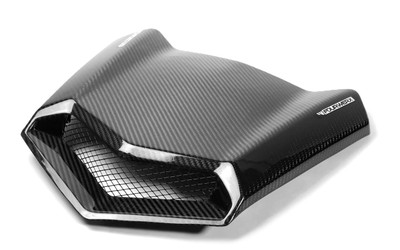 FourWerx Carbon Can-Am Maverick X3 Carbon Fiber Center Hood FWC-X3-Carbon-Hood