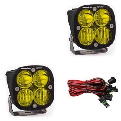 Baja Designs Squadron Sport LED Light Pods Driving/Combo Amber 557813