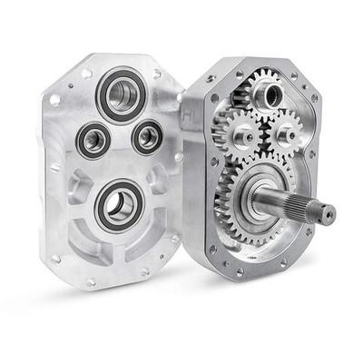 High Lifter Can-Am Defender Max Portal Gear Lift 6 45percent Dual Idler PGL-645DI-C1D-1