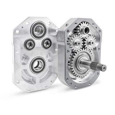 High Lifter Can-Am Maverick X3 Portal Gear Lift 6 45percent Dual Idler PGL-645DI-CMX3