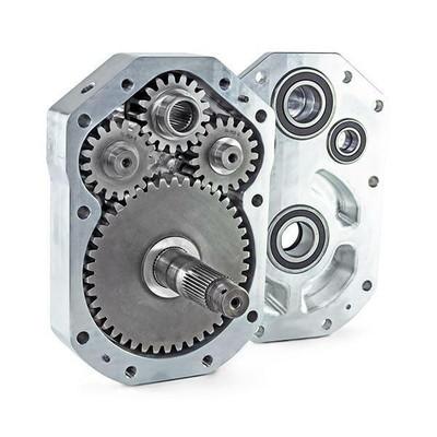 High Lifter Polaris RZR 1000 Portal Gear Lift 6 60percent Dual Idler PGL-660DI-RZR1