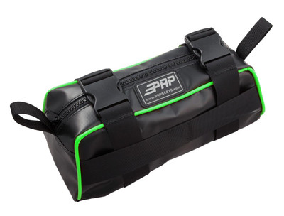 PRP Seats Baja Bag Green E10-W