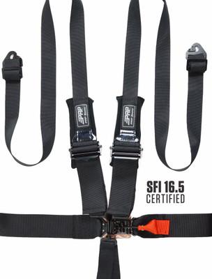 PRP Seats 6.3x2 Harness SFI 16.5 Black SB6.3x2