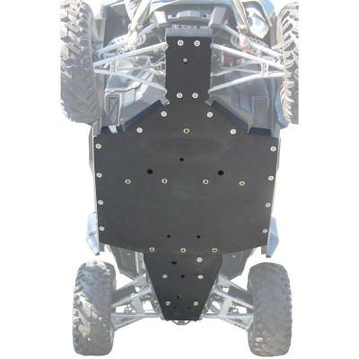 Factory UTV Polaris RZR 900 UHMW Skid Plate 900SKD
