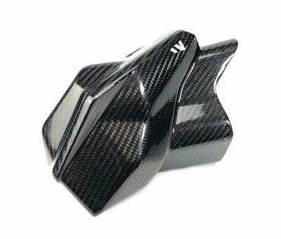 FourWerx Carbon 2017-19 Can-Am Maverick X3 Carbon Fiber Mid Cage Trim Set (FWC-X3-MCTS)