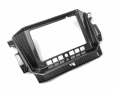 FourWerx Carbon Polaris RZR Pro XP Carbon Fiber Ride Command Surround FWC-RZR-RCS