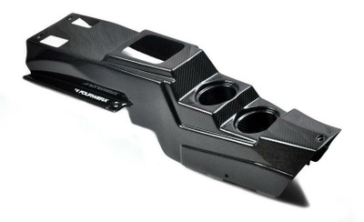 FourWerx Carbon Polaris RZR 1000, 900S Carbon Fiber Center Console FWC-RZR-CC