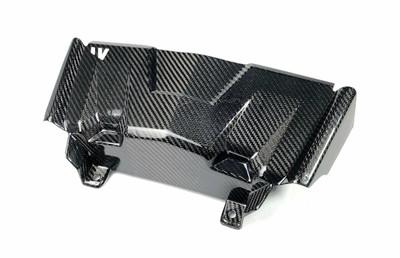 FourWerx Carbon Polaris RZR XP1000 / Turbo S Carbon Fiber Bumper Cover (FWC-RZR-BC)
