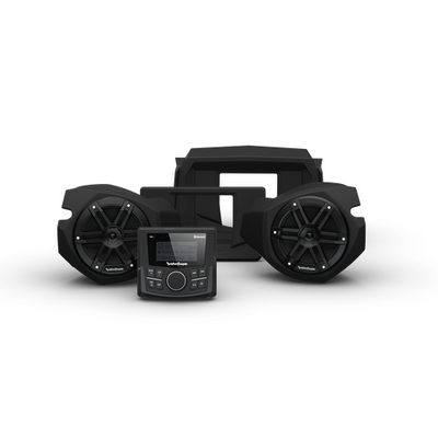 Rockford Fosgate Polaris RZR Audio Kit (PMX-1) (Stage 1)