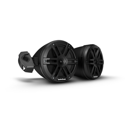Rockford Fosgate M0 Element Ready Moto-Can Speakers M0WL-65MB