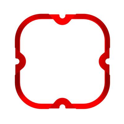 KC HiLiTES FLEX ERA 4 Bezel Ring Red 30571