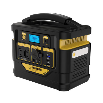 Rugged Geek Rover 300 Portable Power Station with Solar Charging RG-ROVER300