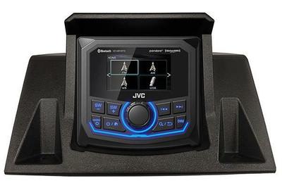 SSV Works Polaris Ranger JVC MR1 Media Receiver Kit RG4-R1