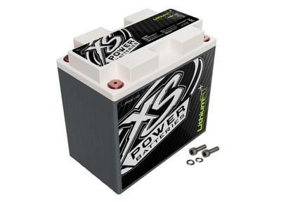 XS Power Batteries PowerSports Series Lithium Battery LI-PSX20Q LI-PSX20Q