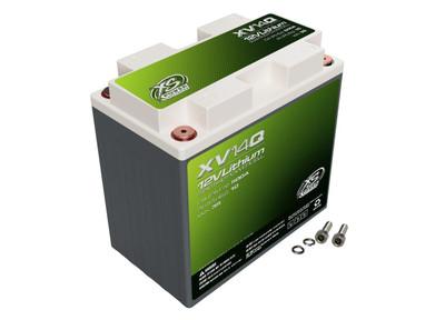 XS Power Batteries PowerSports Series XV Lithium Battery XV14Q XV14Q