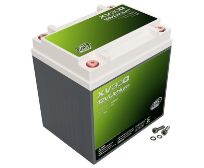 XS Power Batteries PowerSports Series XV Lithium Battery XV30Q XV30Q